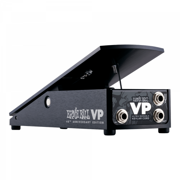 Pédale volume / boost. / expression Ernie ball VP 40th Anniversary