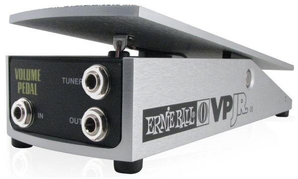 Pédale volume / boost. / expression Ernie ball Volume Pedal Junior VP Jr 250K