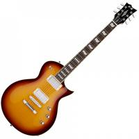 Guitare électrique solid body Esp Eclipse EC-I - Tobacco sunburst