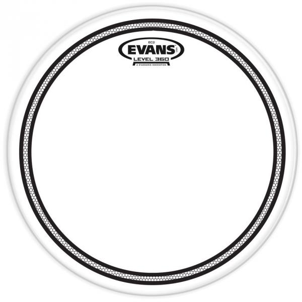 Peau tom Evans EC2S Edge Control Transparent - 16 pouces