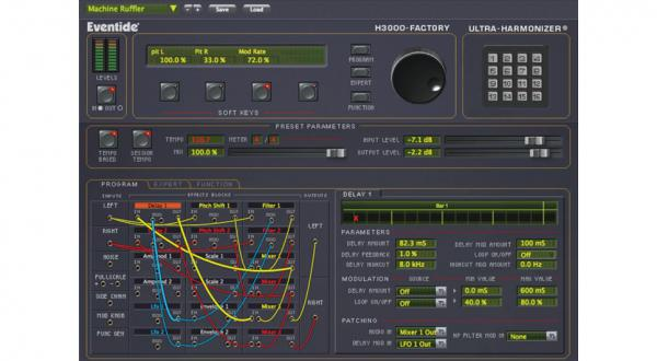 Plug-in effet Eventide H3000 Factory
