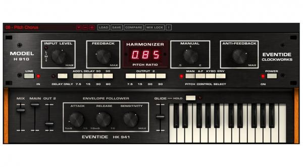 Plug-in effet Eventide H910 Plug-in