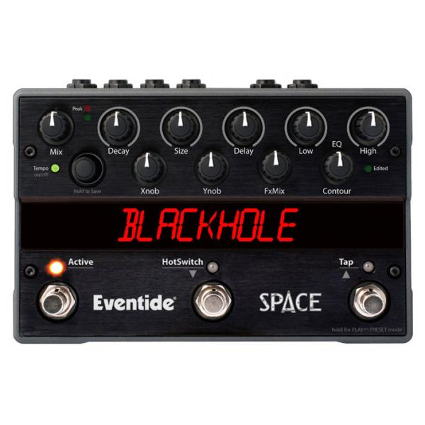 Pédale reverb / delay / echo Eventide Space