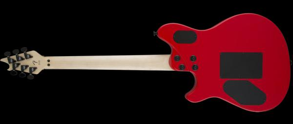 Guitare électrique solid body Evh                            Wolfgang Special - satin red