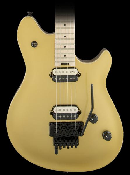 Guitare électrique solid body Evh                            Wolfgang Special - gold