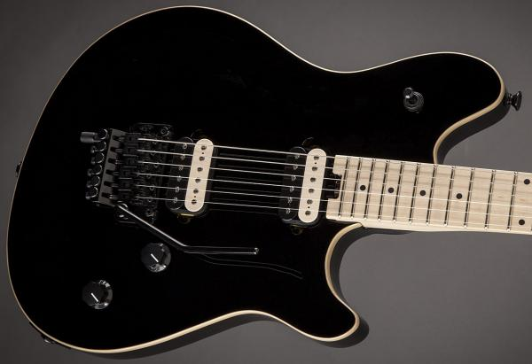 Guitare électrique solid body Evh                            Wolfgang Special - gloss black