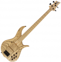 Basse électrique solid body F bass BN4 Fretted (MN) - natural
