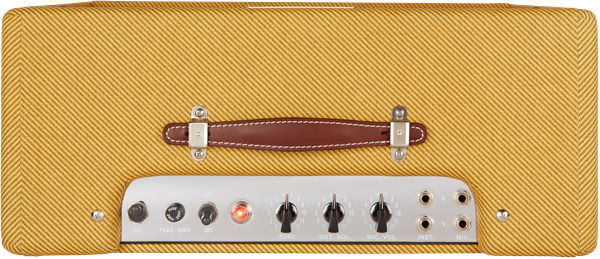 Combo ampli guitare électrique Fender '57 Custom Deluxe - Lacquered Tweed