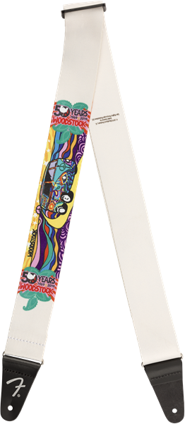 Sangle courroie Fender 2inch Woodstock Guitar Strap - Van
