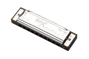 Harmonica Fender Blues Deluxe C