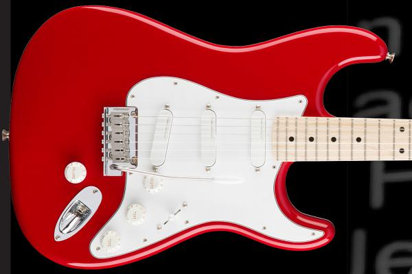 Guitare électrique solid body Fender Custom Shop Pete Townshend Stratocaster Ltd - torino red