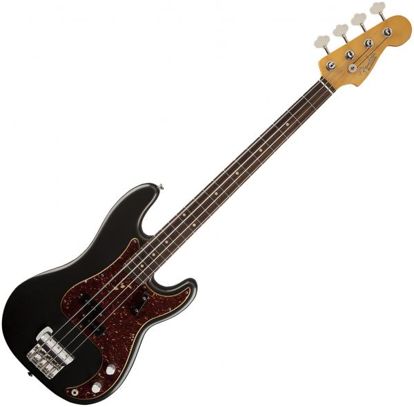 Basse électrique solid body Fender Custom Shop Sean Hurley Signature 1961 Precision Bass - aged charcoal frost