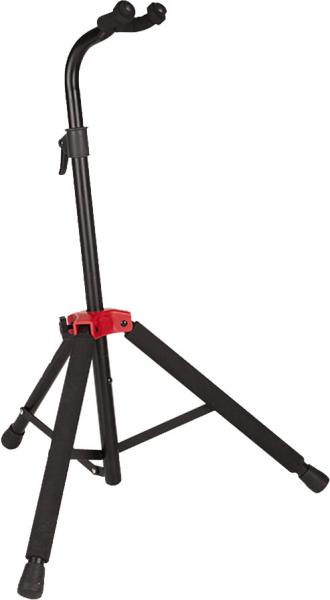 Stand & support guitare & basse Fender Deluxe Hanging Guitar Stand - Black/Red