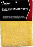 Entretien et nettoyage guitare & basse Fender Dual-Sided Super-Soft Microfiber Cloth