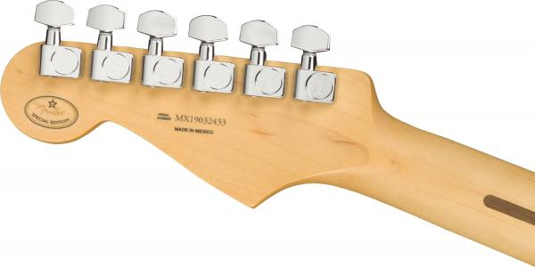 Guitare électrique solid body Fender Player Duo Sonic (MEX, MN) - desert sand