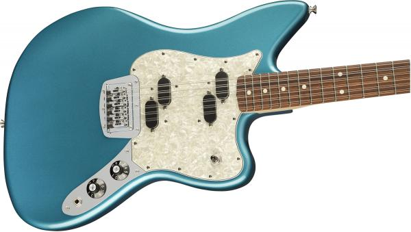 Guitare électrique solid body Fender Alternate Reality Electric XII (MEX, PF) - lake placid blue