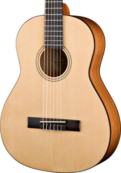 Guitare classique format 4/4 Fender ESC-105 4/4 Size ...