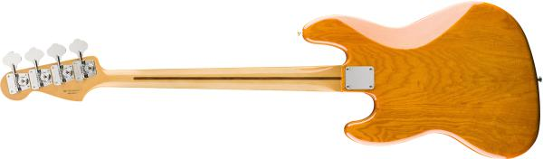 Basse électrique solid body Fender Vintera 70's Jazz Bass (MEX, PF) - aged natural