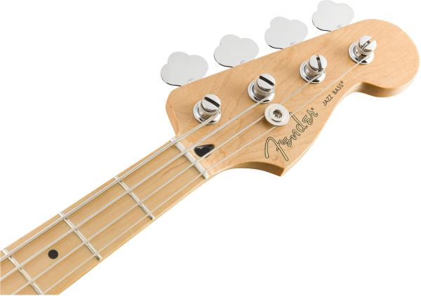 Basse électrique solid body Fender Player Jazz Bass (MEX, MN) - tidepool