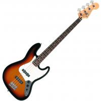 Jazz Bass Standard (MEX, RW) - brown sunburst