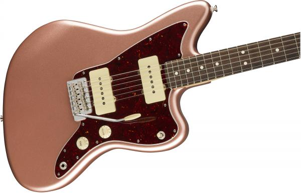 Guitare électrique solid body Fender American Performer Jazzmaster (USA, RW) - penny