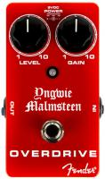 Pédale overdrive / distortion / fuzz Fender Malmsteen Overdrive Pedal