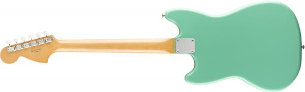 Guitare électrique solid body Fender Vintera 60's Mustang (MEX, PF) - seafoam green