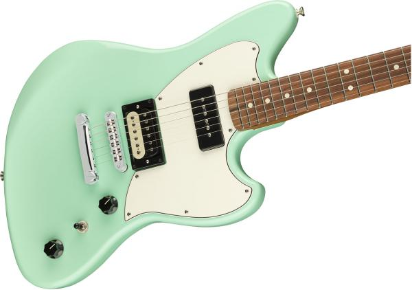 Guitare électrique solid body Fender Alternate Reality Powercaster (MEX, PF) - surf green