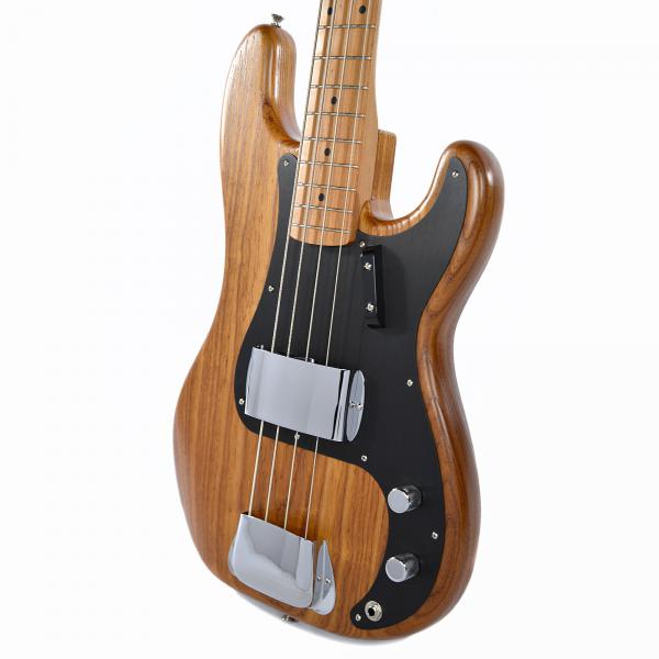 image American Vintage '58 Precision Bass Roasted Ash FSR Ltd - natural