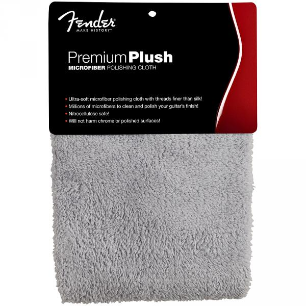 Chiffon nettoyage Fender Premium Care Plush Microfiber Polishing Cloth