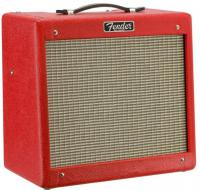 Combo ampli guitare électrique Fender Pro Junior IV - Fiesta Red