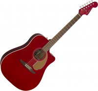 Redondo Player - candy apple red