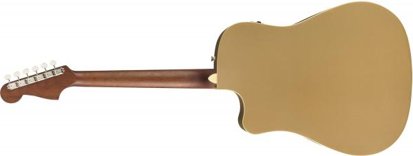 Guitare folk Fender Redondo Player - bronze satin