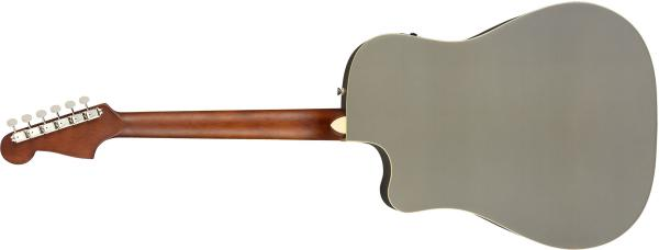 Guitare folk Fender Redondo Player - slate satin