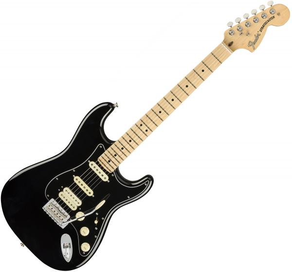 Guitare électrique solid body Fender American Performer Stratocaster HSS (USA, MN) - black