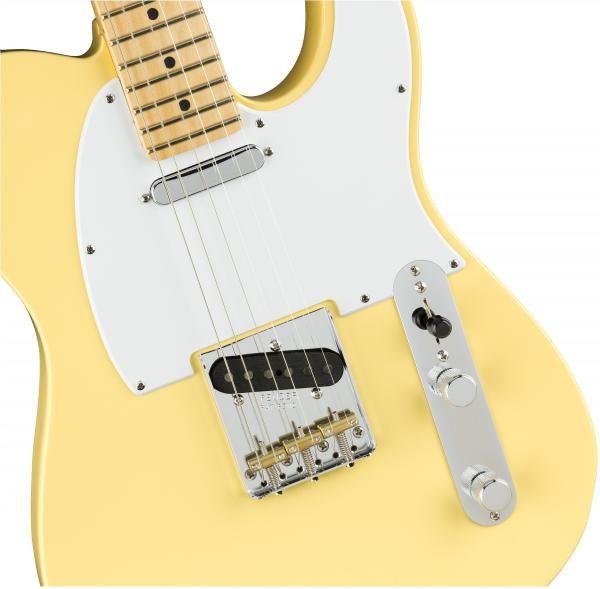 Guitare électrique solid body Fender American Performer Telecaster (USA, MN) - vintage white