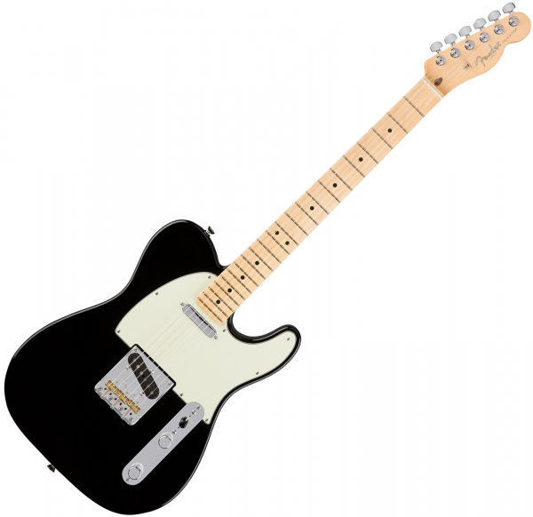 Guitare électrique solid body Fender American Professional Telecaster (USA, MN) - Black