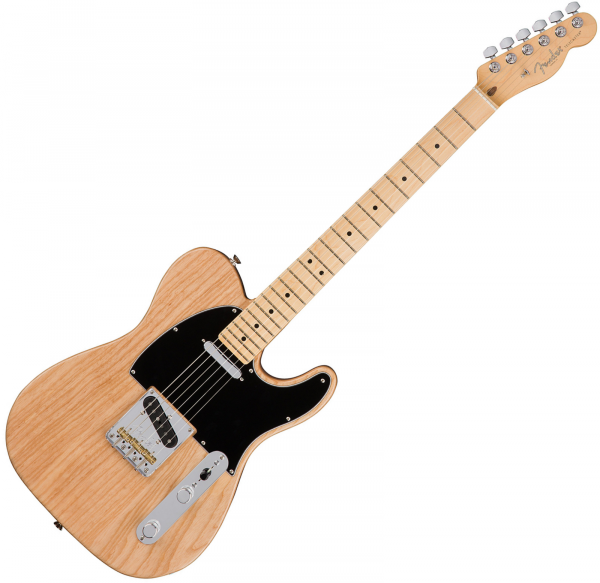 Guitare électrique solid body Fender American Professional Telecaster (USA, MN) - Natural