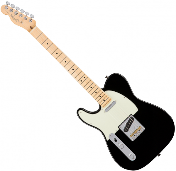 Guitare électrique solid body Fender American Professional Telecaster Gaucher (USA, MN) - black