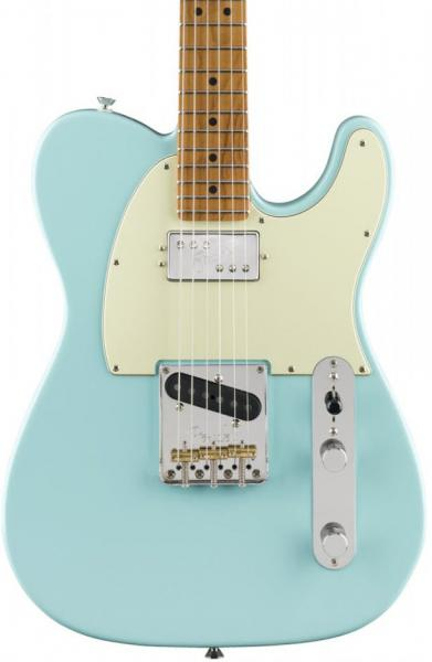 Guitare électrique solid body Fender American Professional Telecaster With Shawbucker Ltd (USA, MN) - daphne blue