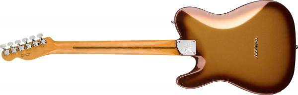 Guitare électrique solid body Fender American Ultra Telecaster (USA, MN) - mocha burst