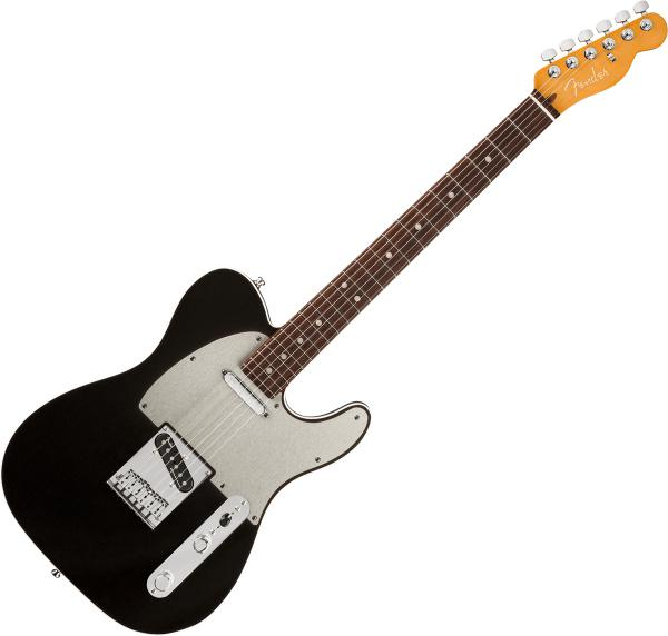 Guitare électrique solid body Fender American Ultra Telecaster (USA, RW) - texas tea