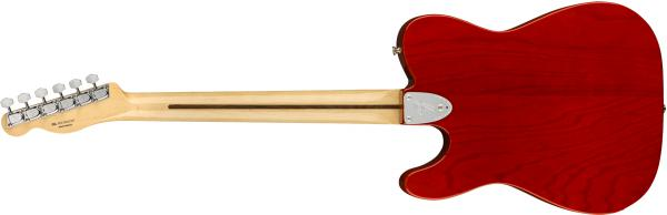 Guitare électrique solid body Fender Classic '72 Telecaster Custom w/Bigsby Ltd (MEX, MN) - sunset orange transparent
