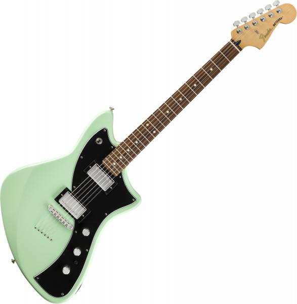 Guitare électrique solid body Fender Alternate Reality The Meteora (MEX, PF) - surf green