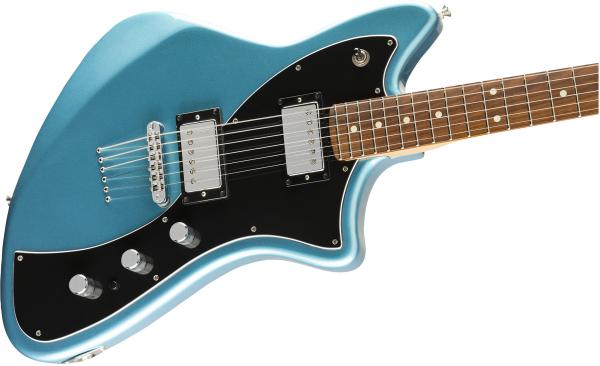 Guitare électrique solid body Fender Alternate Reality The Meteora (MEX, PF) - lake placid blue