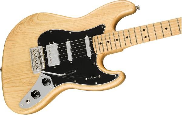 Guitare électrique solid body Fender Alternate Reality The Sixty-Six (MEX, MN) - natural