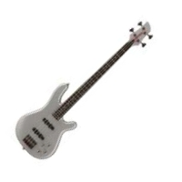 Basse électrique solid body Fernandes Gravity 4 Deluxe - Pewter - Pewter