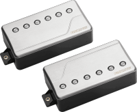 image Fluence Classic Humbucker set Brushed Stainless