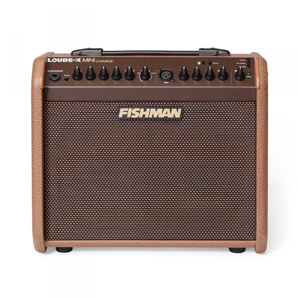 Mini ampli acoustique Fishman                        Loudbox Mini Charge 60W