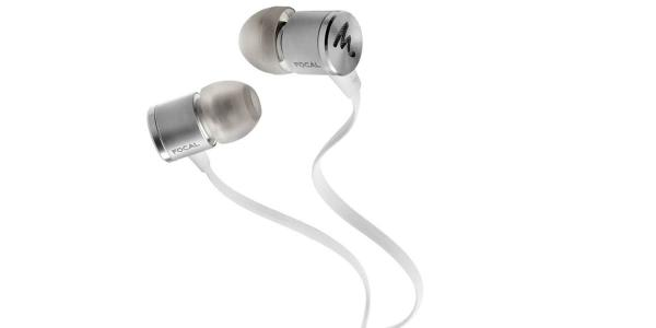 Ecouteur intra-auriculaire Focal Spark Silver